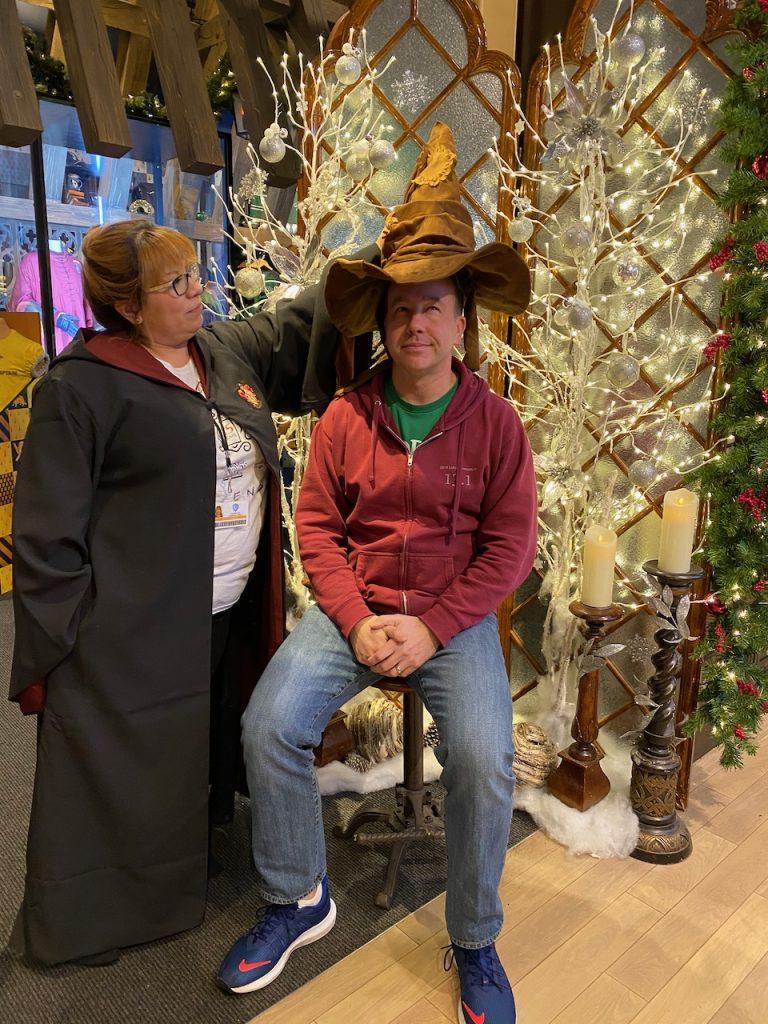 Jeffrey Carl @ The Sorting Hat
