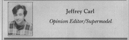 Jeffrey Carl UR Column