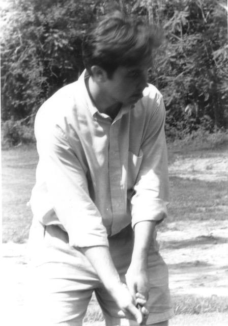 Jeffrey Carl Plays Golf, 1994
