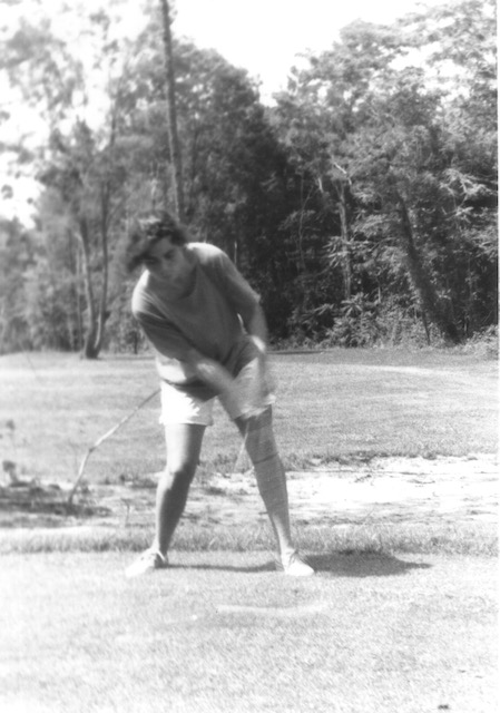 Katie Massa Plays Golf, 1994